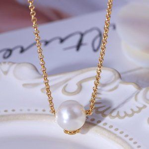 🎁NWT Tory Burch Temperament Pearl Necklace